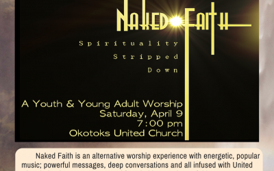 Naked Faith heads to Okotoks – April 9