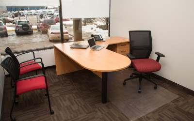 Office Space Available at St. Andrew's Centre