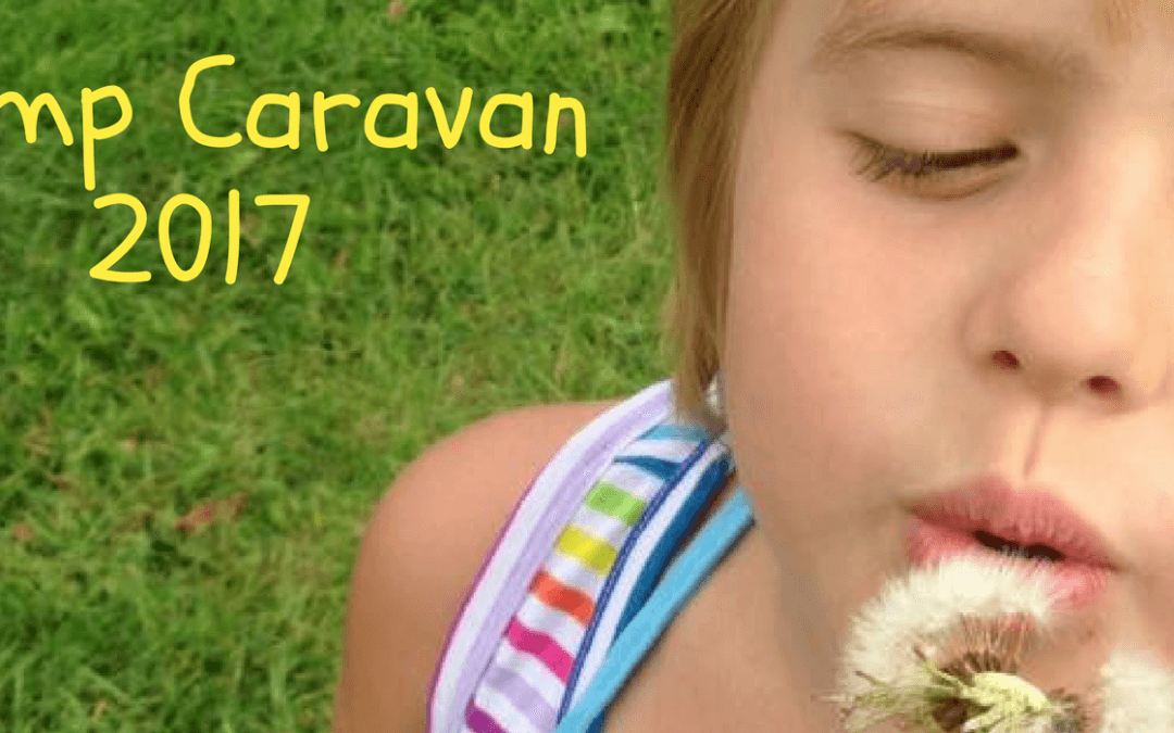 Thank You from Camp Caravan 2017