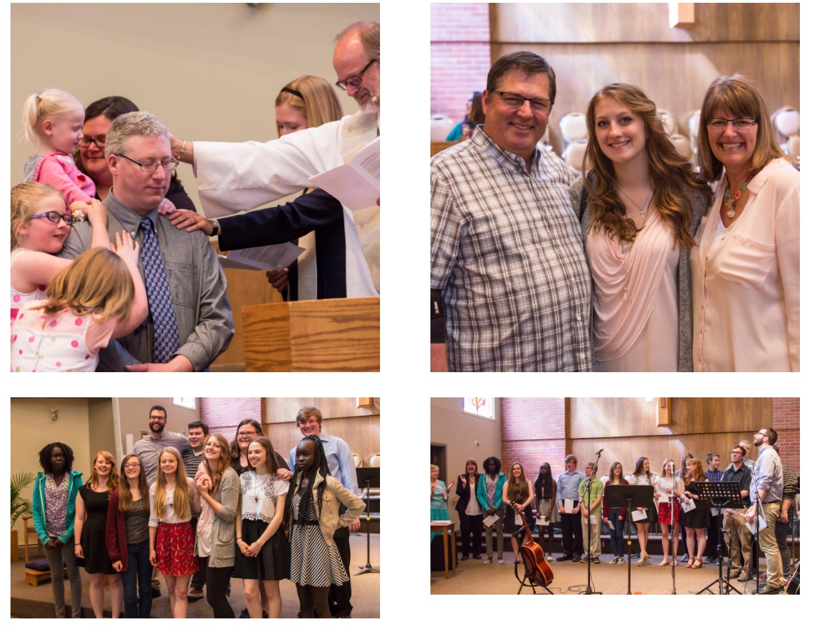 Confirmation for St. Andrew's Calgary