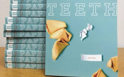 Book launch for Lauralyn Chow's Paper Teeth scheduled for October 4