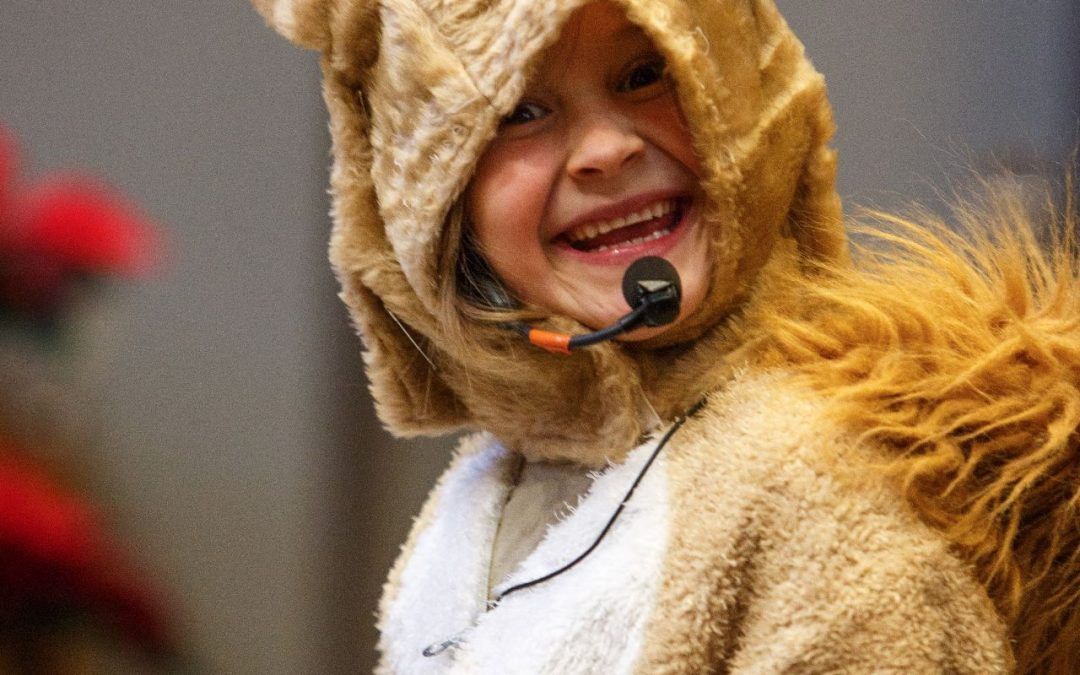 Christmas Pageant in Photos