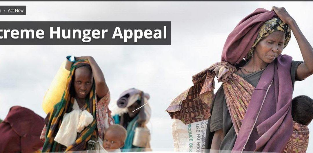 Extreme Hunger Appeal