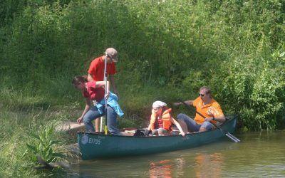 Canoe Trip Options for Summer 2017