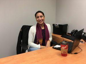 Marce El-Husseini,Community Resource Centre Hub at St. Andrew's Centre