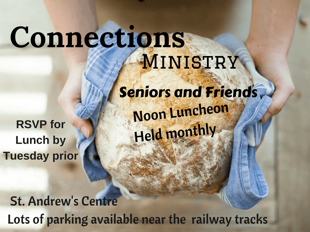 Seniors luncheon September 2017