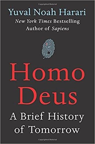 """A Jesus-Centered Response to """"Homo Deus"""""""