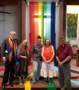 Lakeview United Church Affirming Celebration