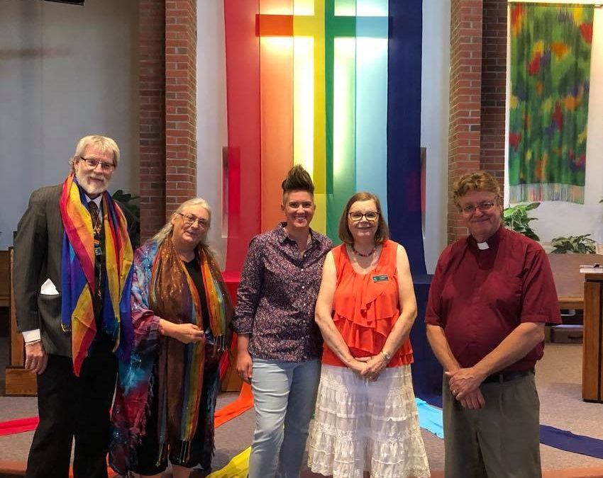 Affirming Connections: New Program supports Affirming Ministries