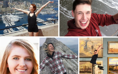 Introducing our Summer Camp Caravan staff!