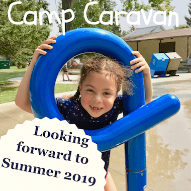 Introducing Summer Camp Caravan 2019 Staff