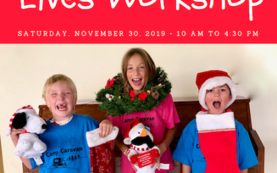 Camp Caravan is bringing an Elves Workshop to you!