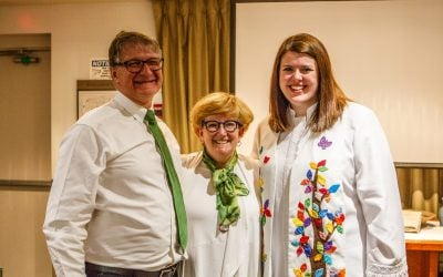 Covenanting: Rev. Hillary MacDonald and St. Andrew's United Church