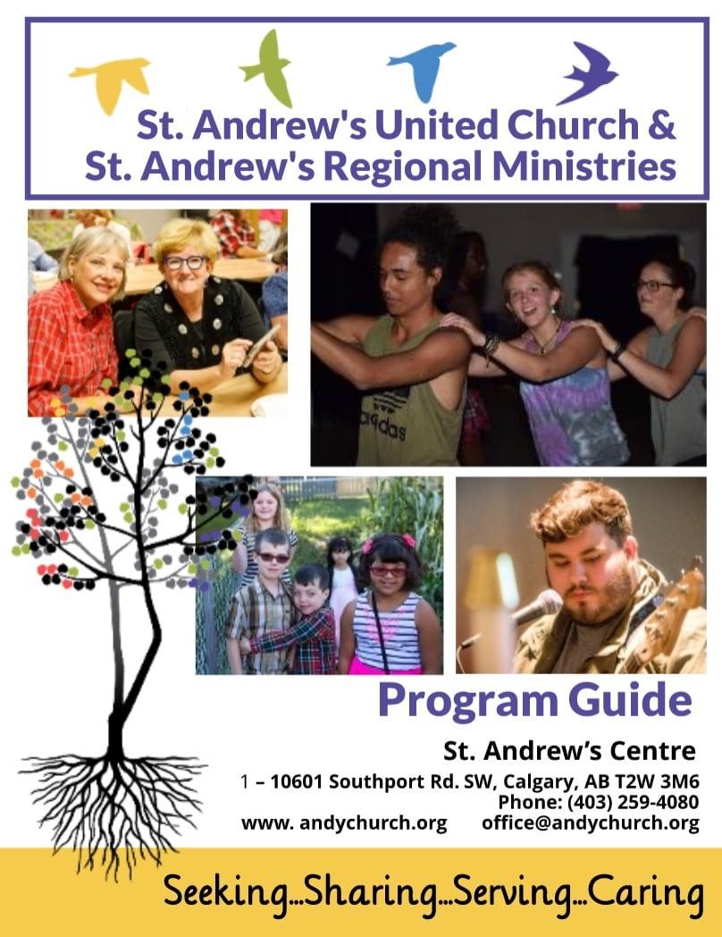 St. Andrew's Program Guide