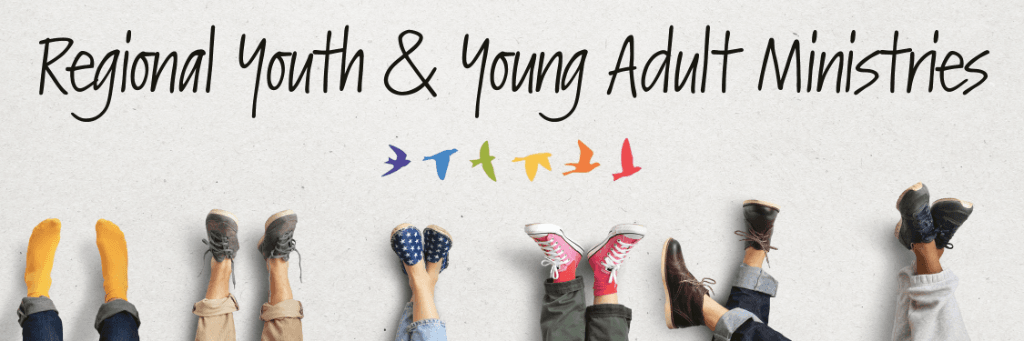 November News from Regional Youth and Young Adults