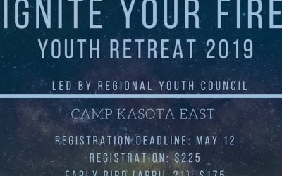 Youth Retreat: Ignite Your Fire