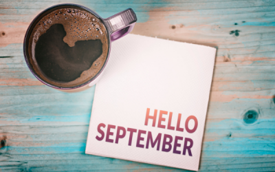 September happenings for St. Andrew's