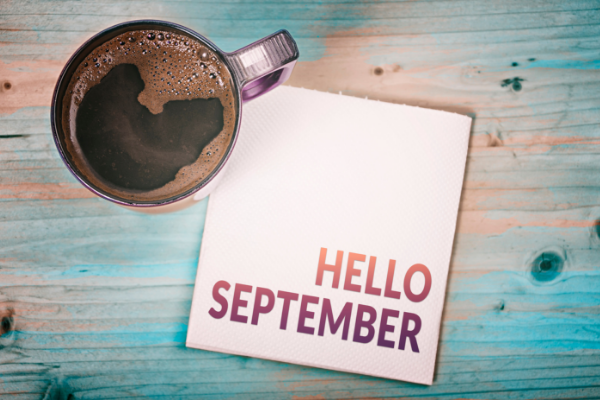 September Events at St. Andrew's