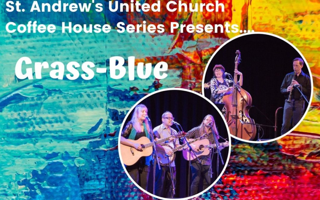 St. Andrew's Coffee House Series Update