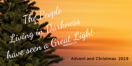 Advent and Christmas Worship and Events