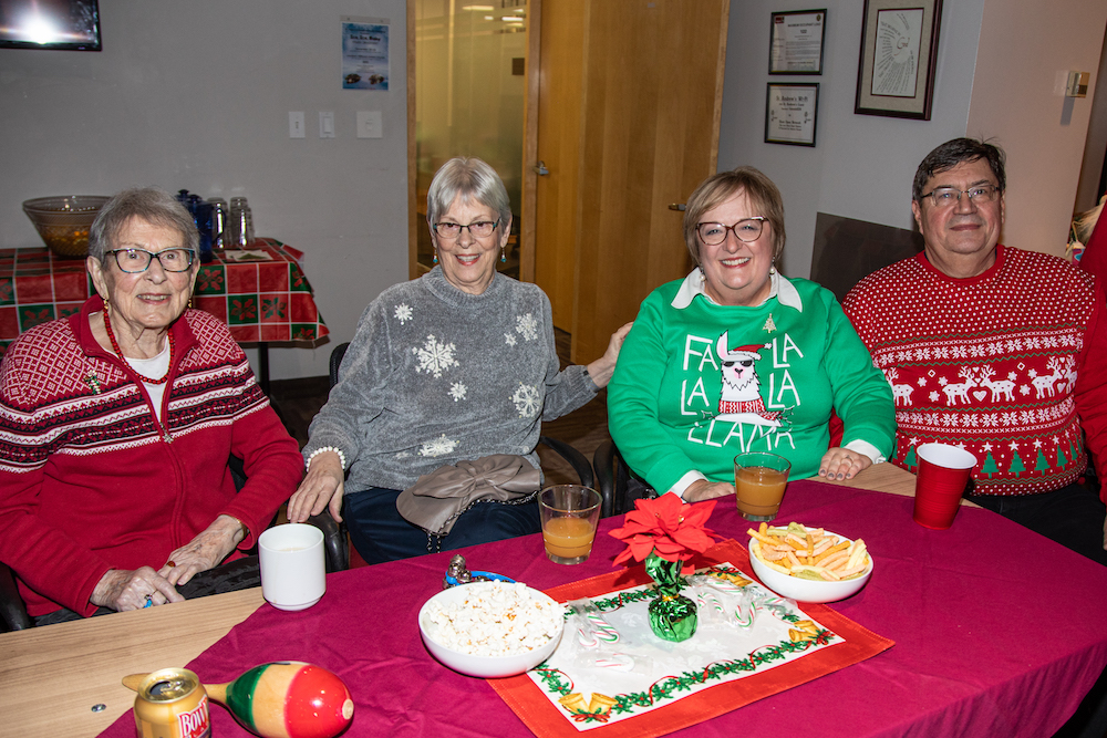 Christmas Coffee House at St. Andrew's Centre, Calgary